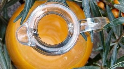 Cum se prepară siropul de cătină?