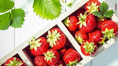 Beneficiile extraordinare ale consumului de căpșuni