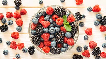Cele mai rentabile fructe de pădure pe care să le plantezi toamna