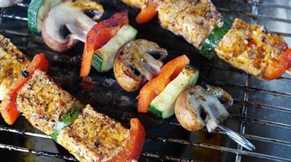 Rețetă legume la grătar