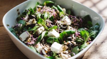 Salata cu calorii puține, care te satură