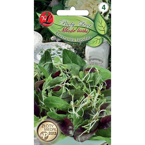 Baby Leaf - Amestec dietetic imagine 1 articol 86718