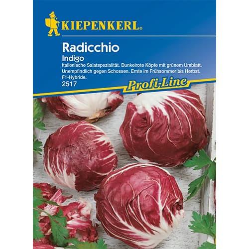 Cicoare roșie (radicchio) Indigo imagine 1 articol 86507