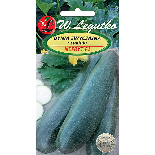 Dovlecel zucchini Nefryt F1 imagine 1 articol 78459