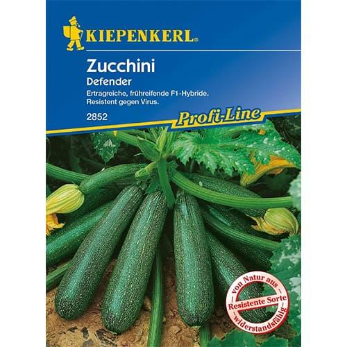 Dovlecel zucchini Defender F1 imagine 1 articol 86363