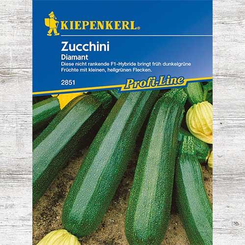 Dovlecel zucchini Diamant imagine 1 articol 86364