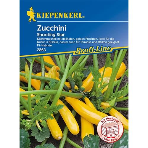 Dovlecel zucchini Shooting Star F1 imagine 1 articol 86367