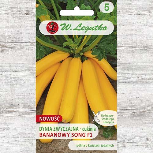 Dovlecel zucchini Song F1 imagine 1 articol 78458