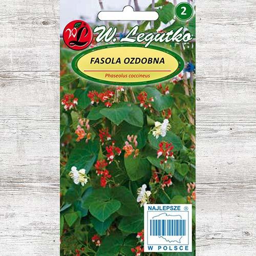 Fasole decorativă, amestec imagine 1 articol 78551
