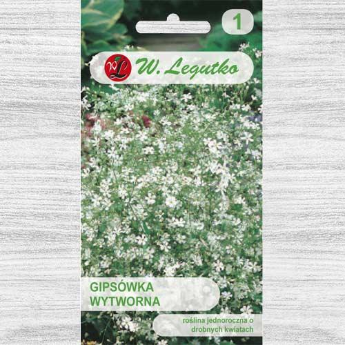 Floarea miresei (Gypsophila) albă imagine 1 articol 78555