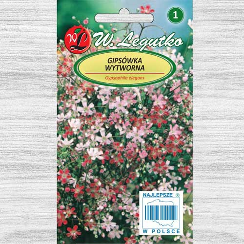 Floarea miresei (Gypsophila) stelată, mix multicolor imagine 1 articol 78557