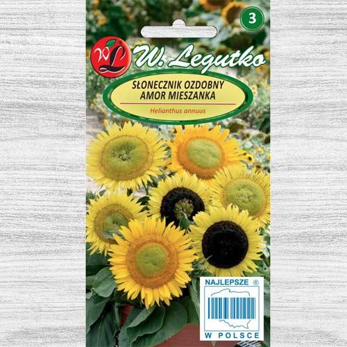 Floarea soarelui decorativă Amor imagine 1 articol 78586