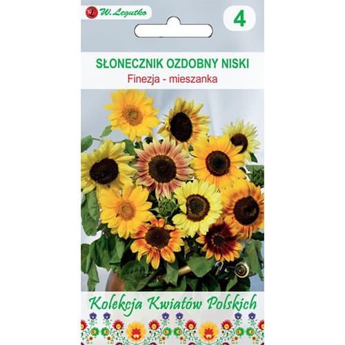 Floarea soarelui decorativă Finezja, mix multicolor imagine 1 articol 86730