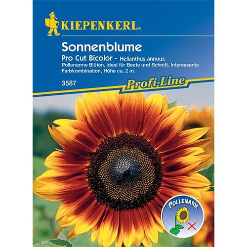 Floarea soarelui decorativă Pro Cut Bicolor F1 imagine 1 articol 86326