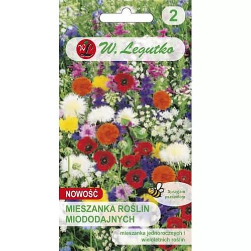 Flori comestibile, mix multicolor imagine 1 articol 86846
