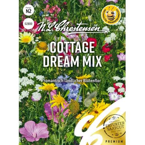 Flori de grădină Cottage Dream, mix multicolor imagine 1 articol 86220