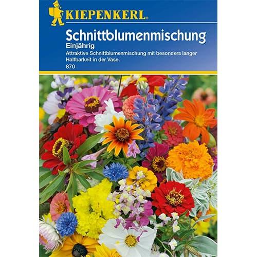 Flori pentru tăiere, mix multicolor imagine 1 articol 77410