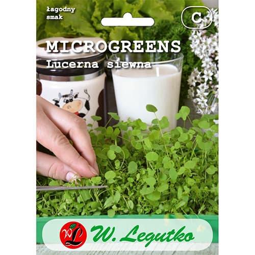 Microplante - Alfalfa (Lucernă) imagine 1 articol 78692