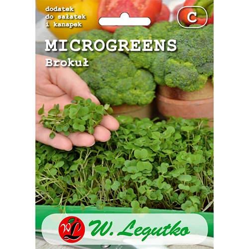 Microplante - Broccoli imagine 1 articol 78679
