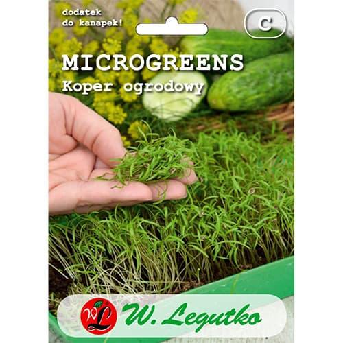 Microplante - Mărar de grădină imagine 1 articol 78691
