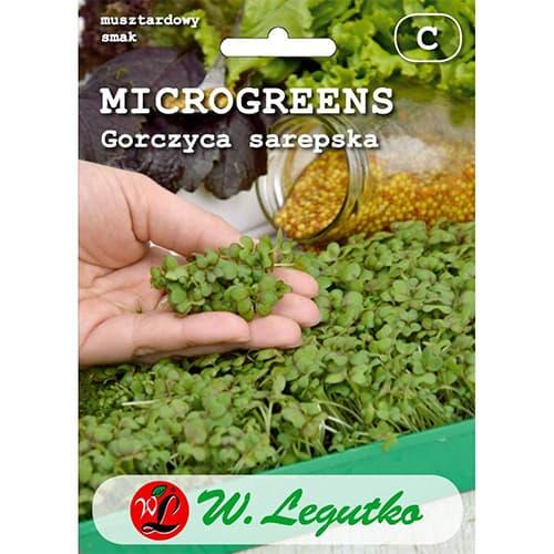Microplante - Muștar imagine 1 articol 78683