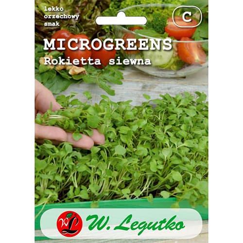 Microplante - Rucola imagine 1 articol 78696