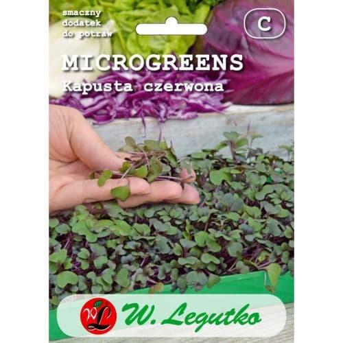 Microplante - Varză roșie imagine 1 articol 78689