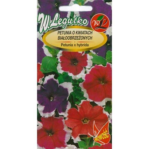 Petunie curgătoare F2, mix multicolor imagine 1 articol 78641