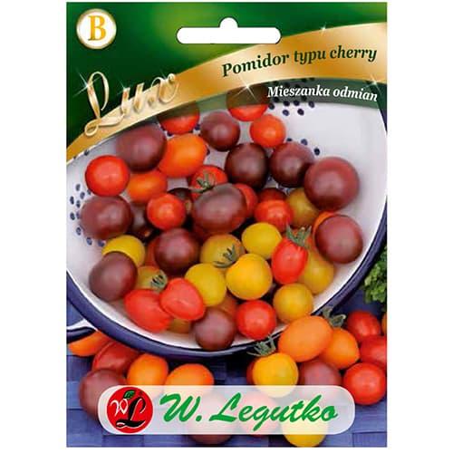 Roșie cherry, amestec de soiuri imagine 1 articol 86838