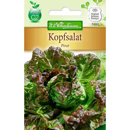 Salată verde Pirat imagine 1 articol 78772