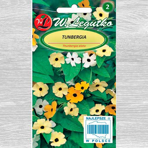 Thunbergia, mix multicolor imagine 1 articol 69636