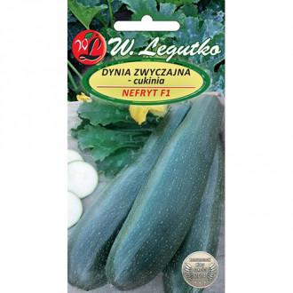 Dovlecel zucchini Nefryt F1 imagine 1
