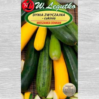 Dovlecel zucchini, amestec de soiuri