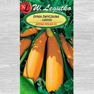 Dovlecel zucchini Atena Polka F1 imagine 1