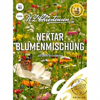 Flori de grădină Nectar Flowers, mix multicolor imagine 3
