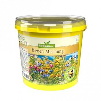 Flori de vară pentru albine, mix multicolor imagine 4