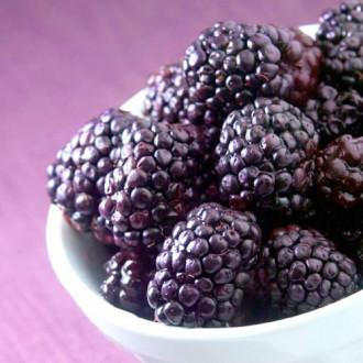 Hibrid de mure și zmeură Boysenberry imagine 1