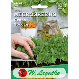Microplante - Mazăre Boogie