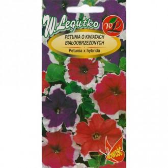 Petunie curgătoare F2, mix multicolor