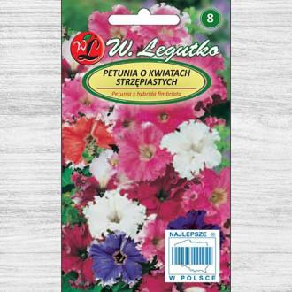 Petunie curgătoare, mix multicolor