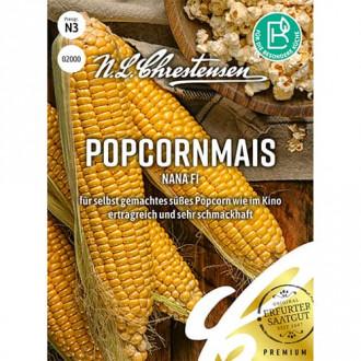 Porumb de popcorn Nana F1 imagine 8